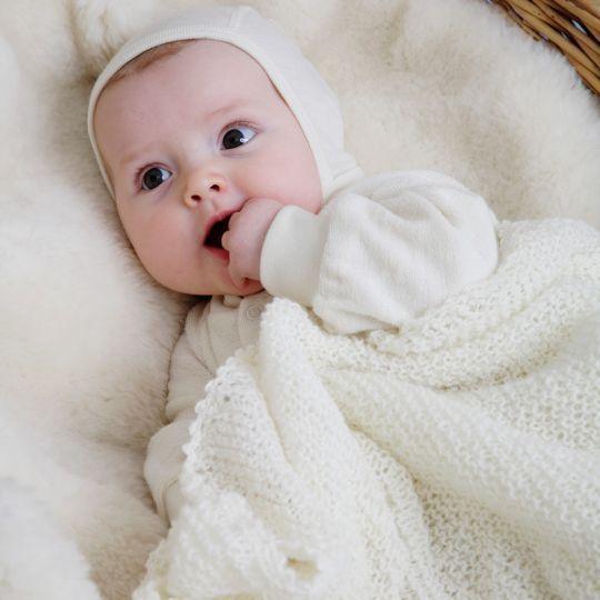 Oppskrift Mor Signes babytepper