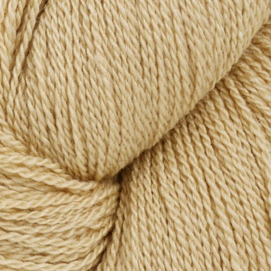 Silkeull 65% merino 35%silke 100g Sand