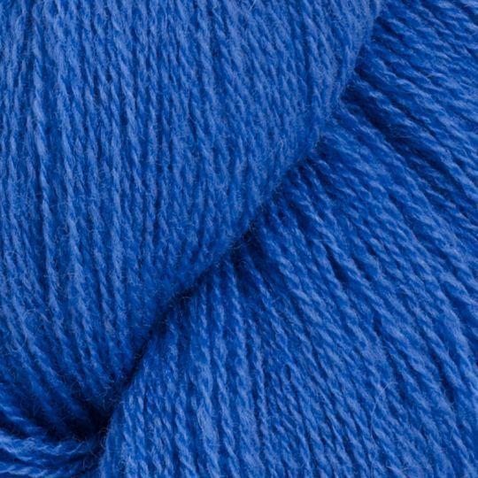 Nøstebarns merinoull 100g Klar blå