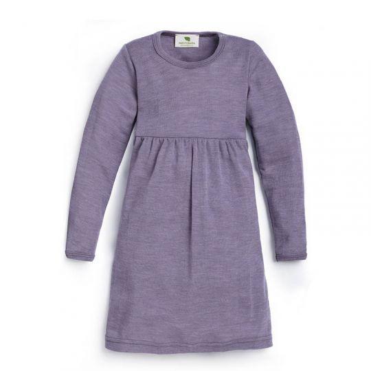 Ullkjole barn - Lavendel