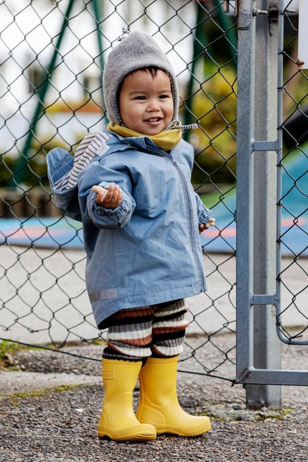 Hvordan kle barnet i barnehagen